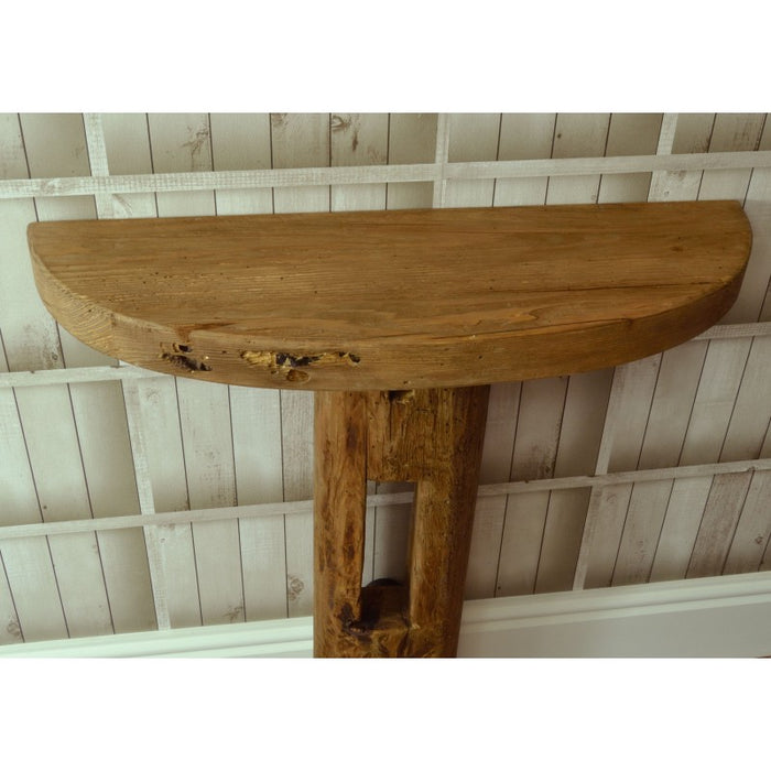 Fair Isle Wall Standing Console - Mayflower Furniture