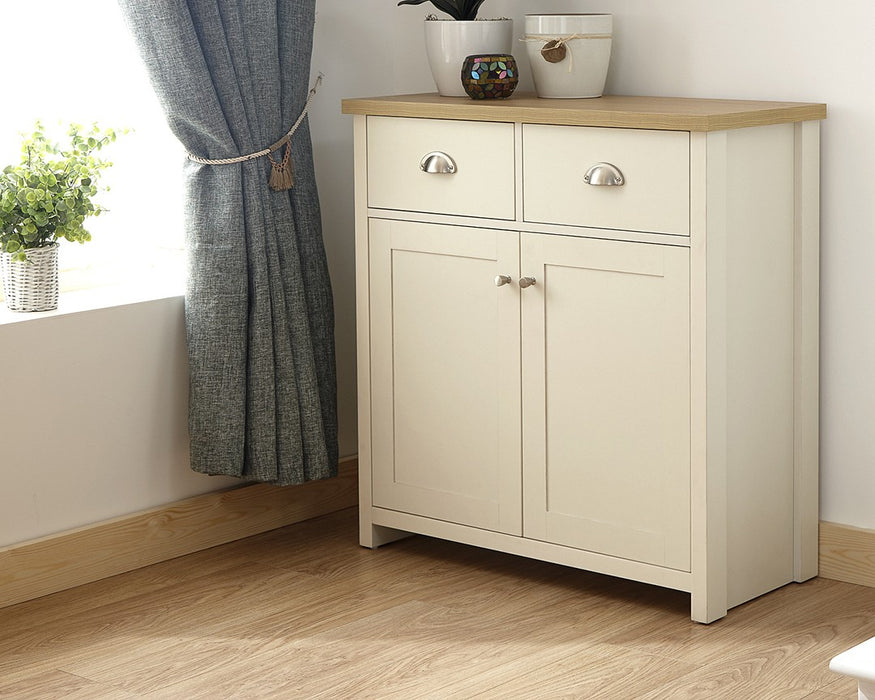 LANCASTER Compact Sideboard - Mayflower Furniture