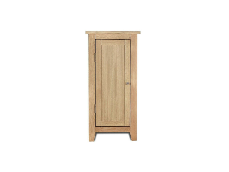 SMALL STORAGE CABINET OAK