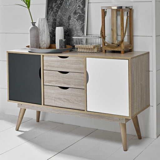 Nordi Sideboard - Two Colours - Mayflower Furniture