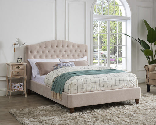 Francesco - King Size Bed - Two Colours - Mayflower Furniture
