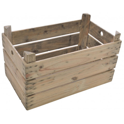 Vintage Wooden Crate - Mayflower Furniture