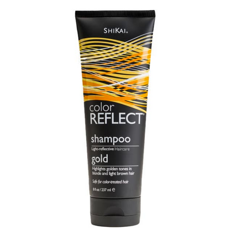 Color Reflect Gold Shampoo
