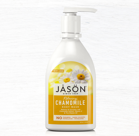 Relaxing Camomile Body Wash