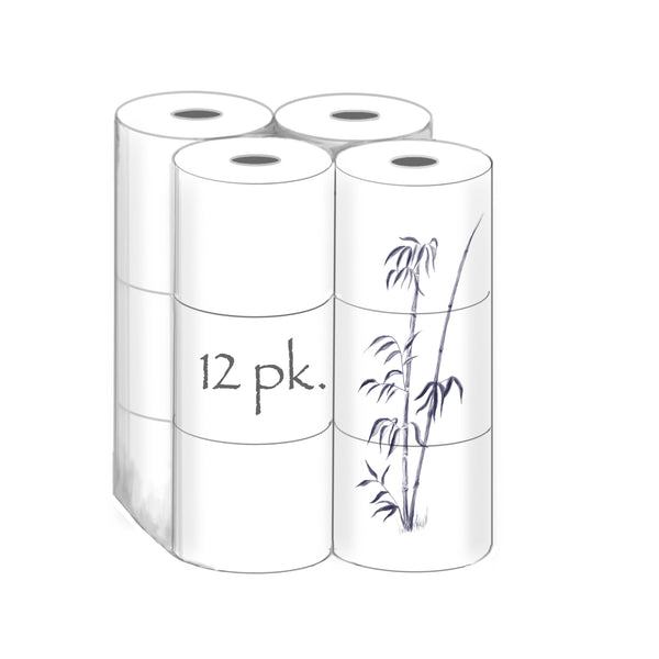 Bathroom Tissue - 12 rolls