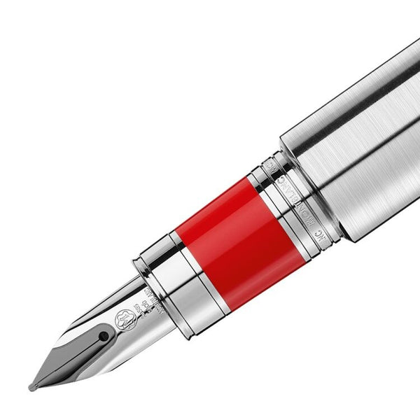 Stylo plume Montblanc (M)RED Signature - Boutique-Officielle-Montblanc-Cannes