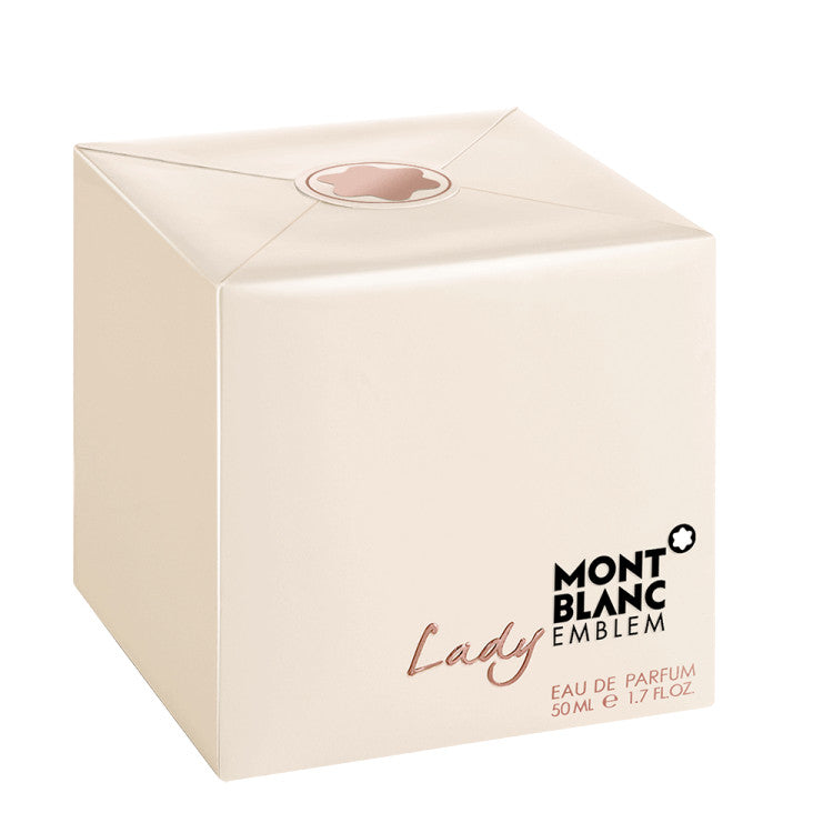 Lady Emblem - Eau de Parfum, 50 Ml - Boutique-Officielle-Montblanc-Cannes