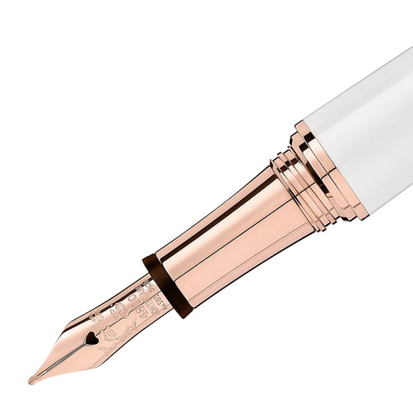 Stylo Plume Muses Marilyn Monroe Special Edition Pearl