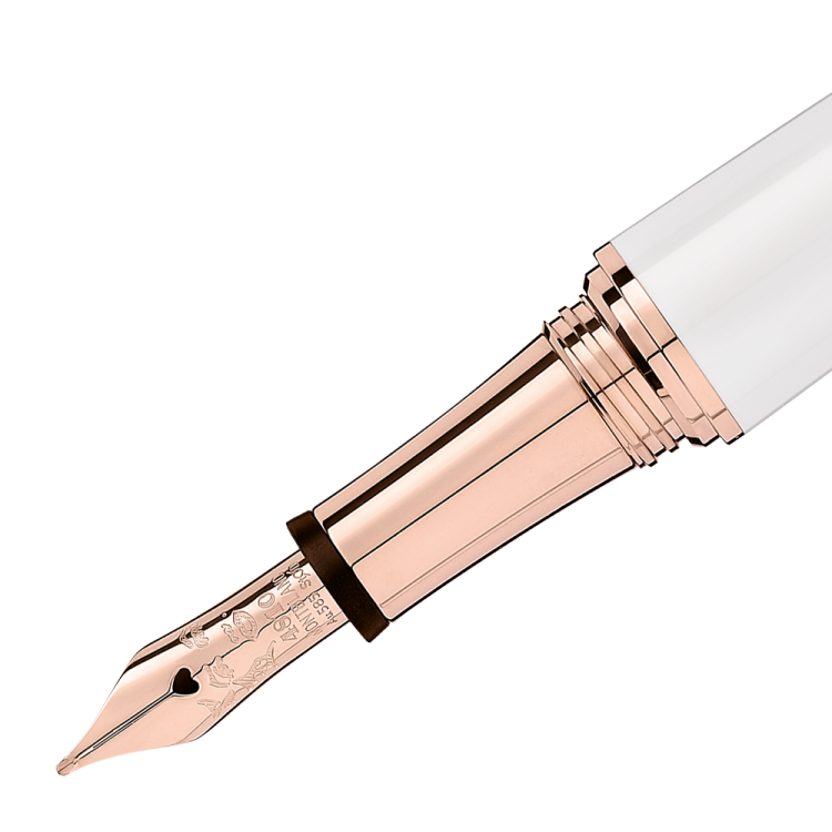 Stylo Plume Muses Marilyn Monroe Special Edition Pearl - Boutique-Officielle-Montblanc-Cannes