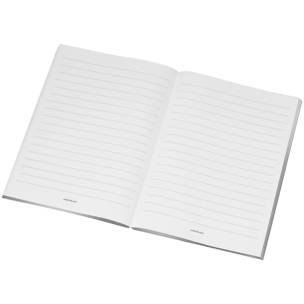 2 Carnets #146 Montblanc Fine Stationery Slim, Avec Pages Blanches