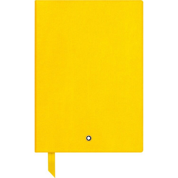 Carnet #146 Montblanc Fine Stationery, Yellow, Avec Lignes - Boutique-Officielle-Montblanc-Cannes