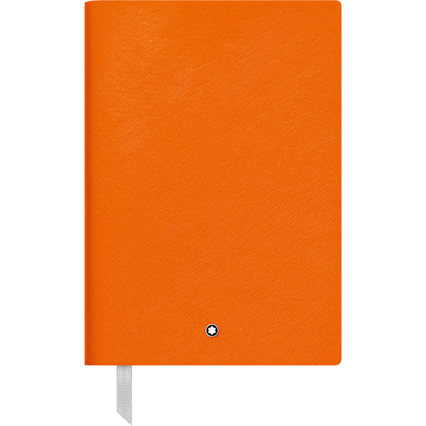 Carnet #146 Montblanc Papeterie Fine Lucky Orange, Ligne - Boutique-Officielle-Montblanc-Cannes