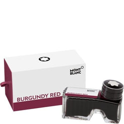 Flacon d'encre Burgundy Red, 60 ml - Boutique-Officielle-Montblanc-Cannes
