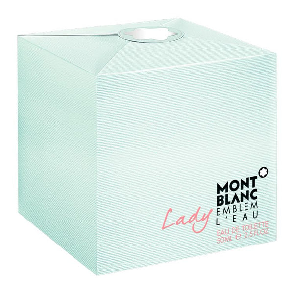 Lady Emblem L'eau - Eau de Toilette 50 Ml - Boutique-Officielle-Montblanc-Cannes