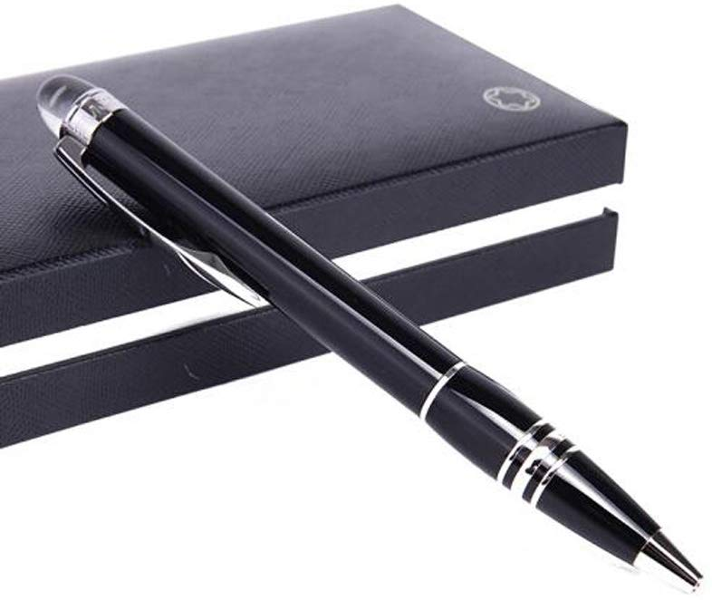 Stylo bille StarWalker Resin Platinum - Boutique-Officielle-Montblanc-Cannes