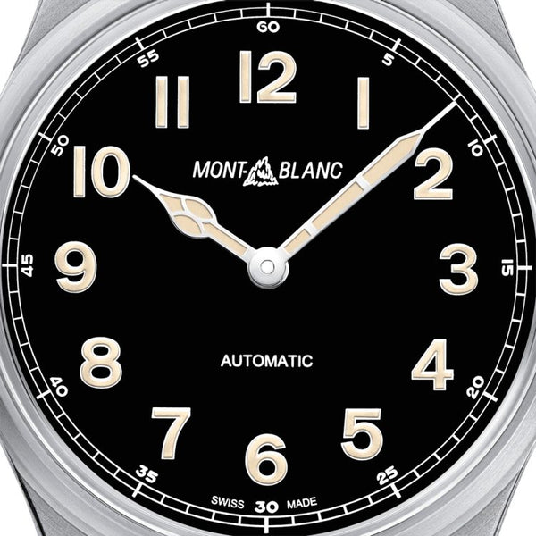 Montre Montblanc 1858 Automatic 40 mm - Boutique-Officielle-Montblanc-Cannes