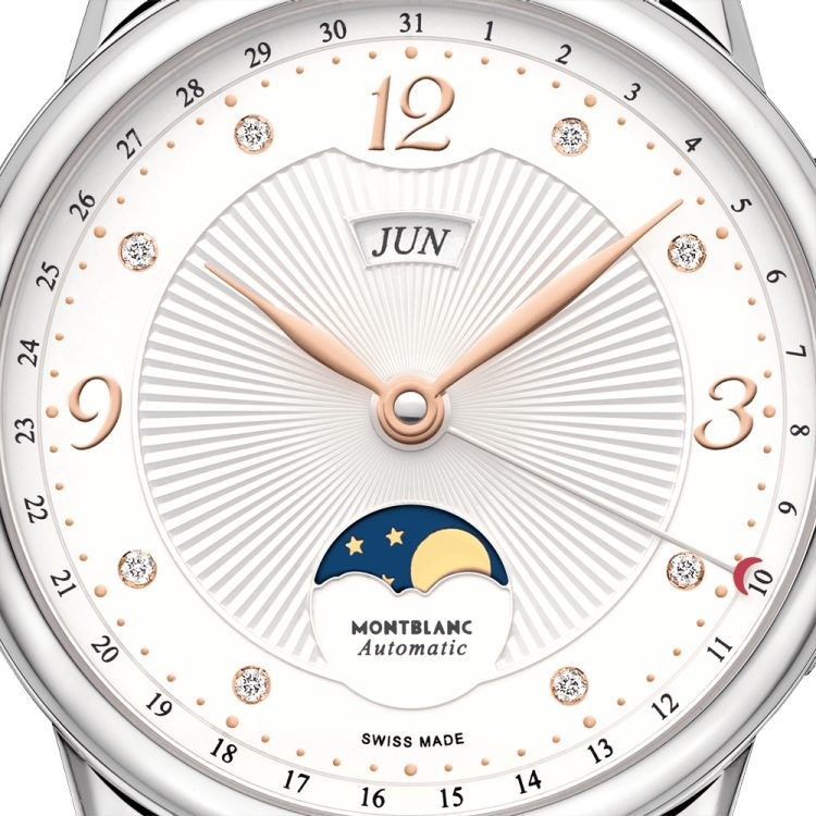Montre Montblanc Bohème Full Calendar - Boutique-Officielle-Montblanc-Cannes