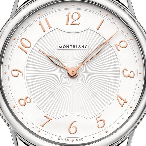 Montre Montblanc Bohème Quartz 34 mm - Boutique-Officielle-Montblanc-Cannes