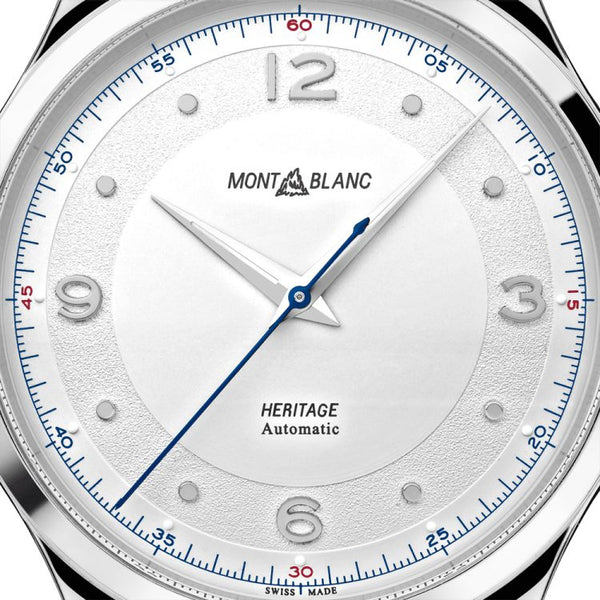 Montre Montblanc Heritage Automatic 119945 - Boutique-Officielle-Montblanc-Cannes