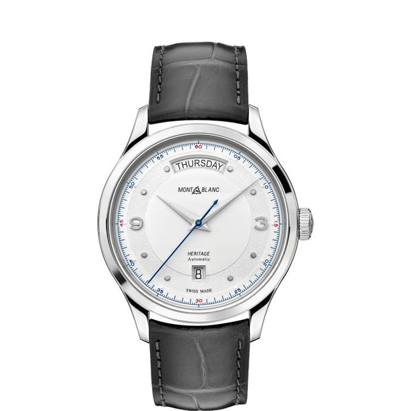 Montre Montblanc Heritage Automatic Day Date - Boutique-Officielle-Montblanc-Cannes