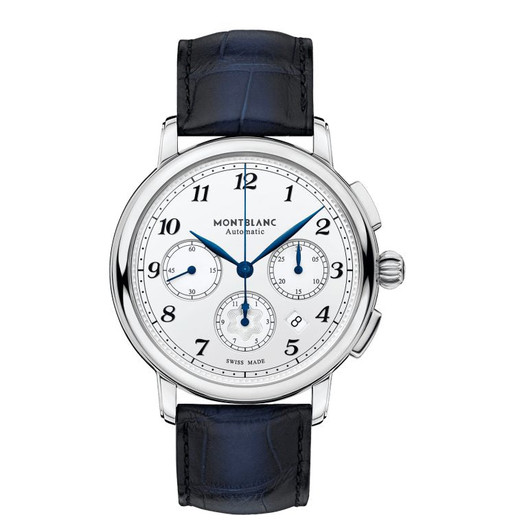 Montre Montblanc Star Legacy Automatic Chronograph - Boutique-Officielle-Montblanc-Cannes
