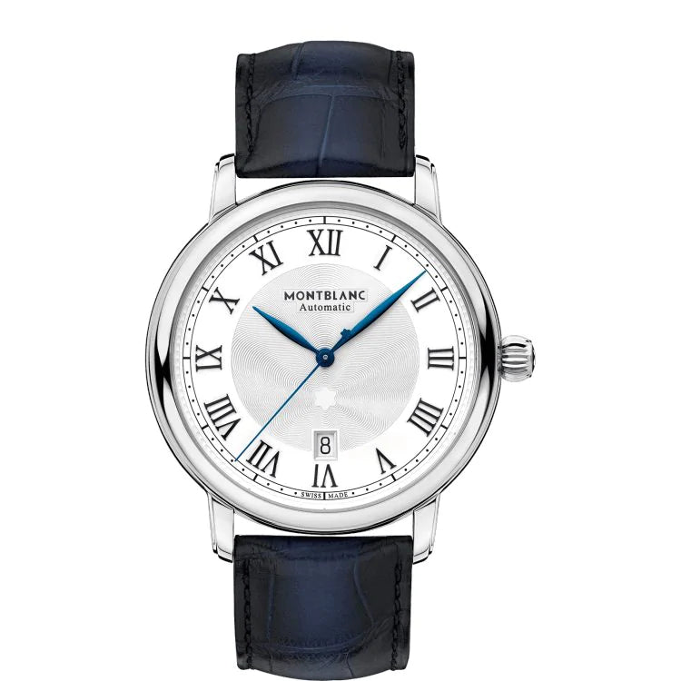 Montre Montblanc Star Legacy Automatic Date 42 mm - Boutique-Officielle-Montblanc-Cannes