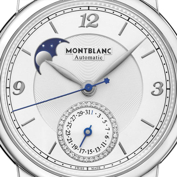 Montblanc Star Legacy Phase de Lune Date 36 mm