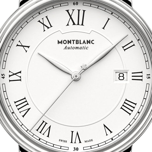 Montre Montblanc Tradition Automatic Date - Boutique-Officielle-Montblanc-Cannes