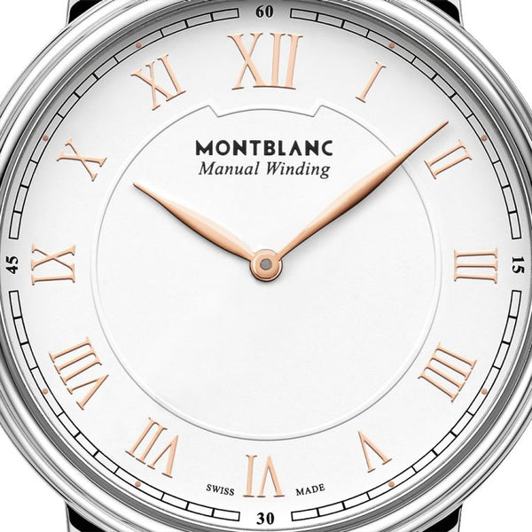 Montre Montblanc Tradition à remontage manuel - Boutique-Officielle-Montblanc-Cannes