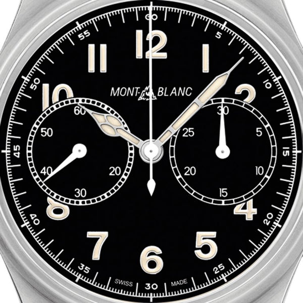 Montre Montblanc 1858 Automatic Chronograph - Boutique-Officielle-Montblanc-Cannes