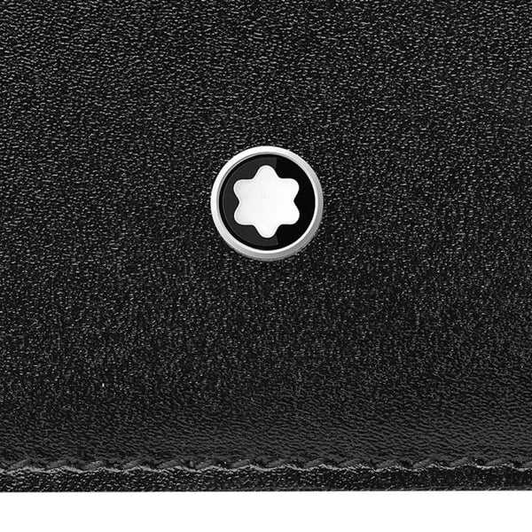 Porte-cartes 5 emplacements zippé Montblanc Meisterstück - Boutique-Officielle-Montblanc-Cannes