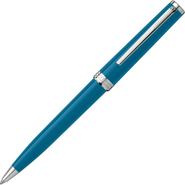 Stylo bille Petrol Blue - Boutique-Officielle-Montblanc-Cannes