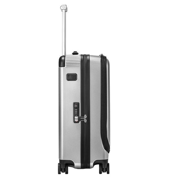 Valise cabine trolley Montblanc avec poche #MY4810