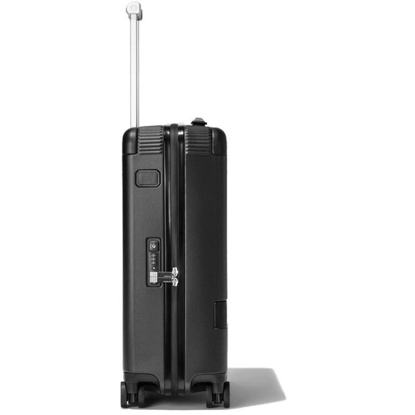 Valise cabine trolley Montblanc compacte - 4 roues