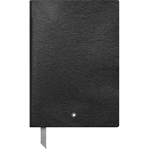 Carnet #146 Montblanc Papeterie Fine Noir, Pages Blanches - Boutique-Officielle-Montblanc-Cannes