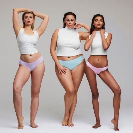 6 Reasons why our undies are the  best seamless panties on the planet