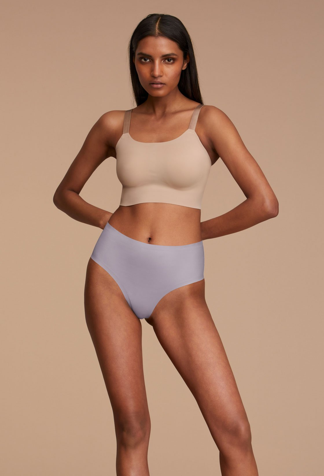 Raindrop Highwaisted Thong