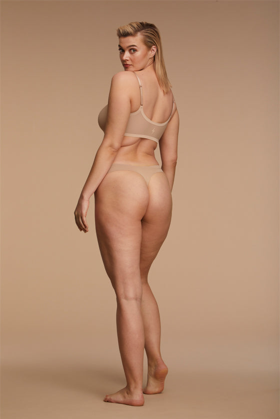 EBY Nude Thong in Missy Back