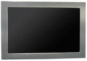 "24"" SA Panel Mount Industrial Touchscreen Monitor 16:9"