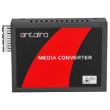 10/100/1000TX To 1000LX Media Converter, Single-Mode 10km or 20km, SC Connector