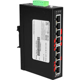 8-Port Industrial Unmanaged Switch, w/8*10/100Tx
