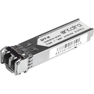 1 Gigabit Fiber SFP Transceiver, Multi-Mode 550m or 2km