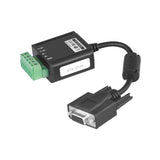 RS232 to RS422/485 Converter w/Surge & Isolation Protection, (Includes Power Adapter)