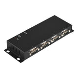 Industrial 4-Port RS-232 to USB 2.0 High Speed Converter