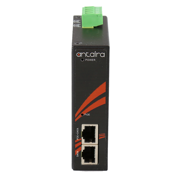 Industrial Gigabit IEEE 802.3bt Type 4 4PPoE Injector