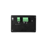 18-Port IndustriaL PoE+ Managed Ethernet Switch, w/16*10/100/1000Tx (30W/port) + 2*100/1000 SFP ports; 48~55VDC Power Input