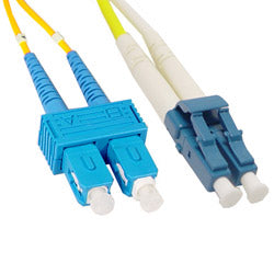 SC To LC 1-2-5-10 Meter Single-Mode Duplex Cable