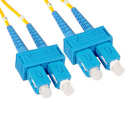 SC To SC 1-2 Meter Single-Mode Duplex Cable