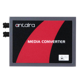 10/100TX To 100FX Media Converter, Single-Mode 30KM, ST Connector, ,Version 2 Hardware