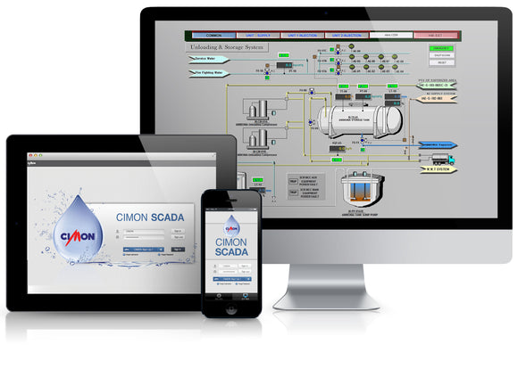 Ultimate Access SCADA Runtime Viewer